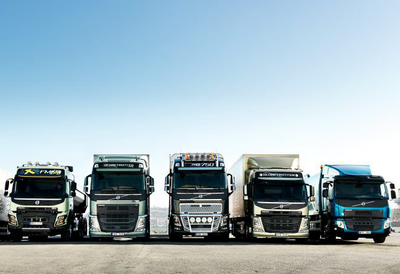 Volvo will start selling electric trucks in 2019