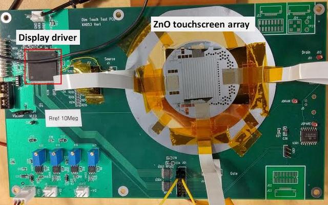 new thin transparent and lightweight touchscreen pressure sensor rh printedelectronicsworld com
