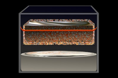 New metal-mesh membrane could lead to inexpensive power storage