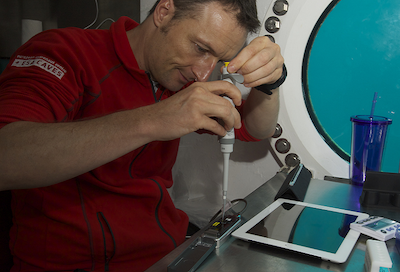 3-D Printable Tools May Help Study Astronaut Health