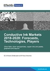 Conductive Ink Markets 2018-2028: Forecasts, Technologies, Players