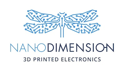 Nano Dimension, world's first on-demand 3D-printed electronics service