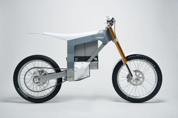 High performance electric off-road motorbikes.