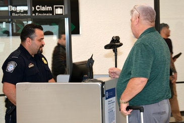 Miami airport introduces facial recognition facility