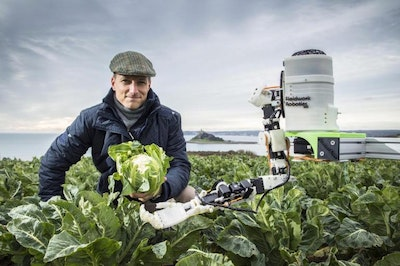 Technology to transform the future of produce growing