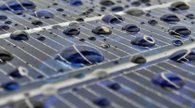 Solar cells could work come rain or shine