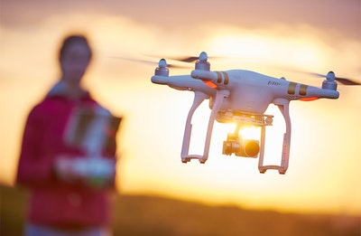Integrating drones safely into UK skies