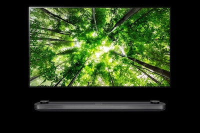 OLED TVs incorporate artificial intelligence