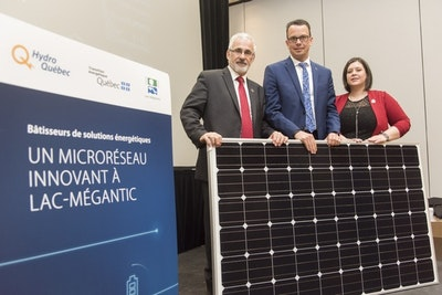 Hydro-Québec moves into microgrids