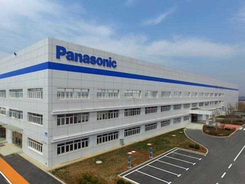 Panasonic starts producing battery cells for electric cars