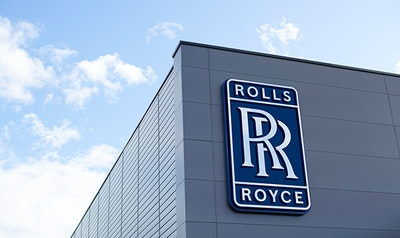 Rolls Royce to explore potential of high energy storage technology