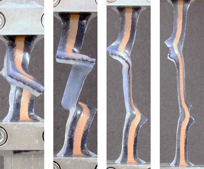 Stretchable, twistable wires for wearable electronics