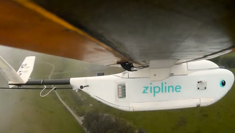 Fastest Delivery Drone In The World Electric Vehicles Research