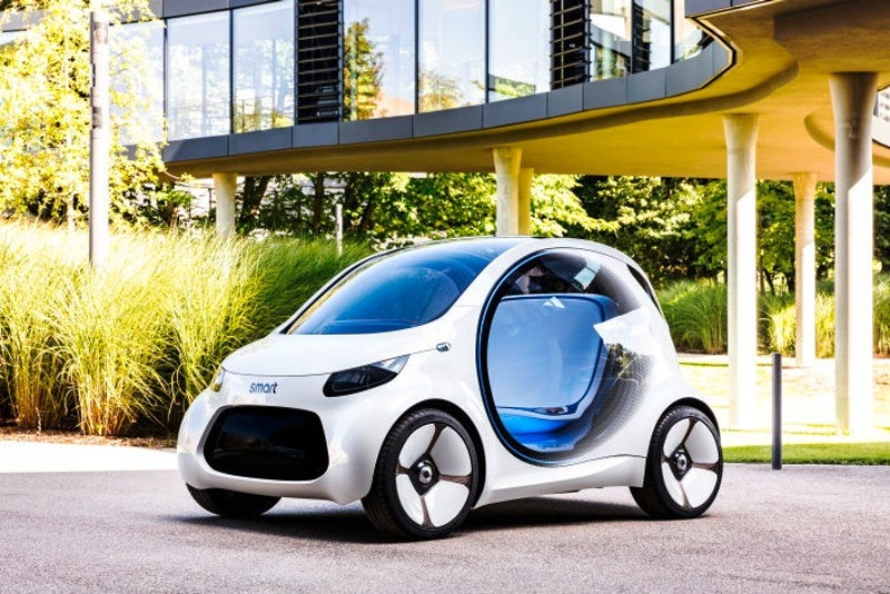 Off The Grid Electric Car