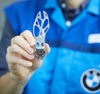 BMW Group plans additive manufacturing campus