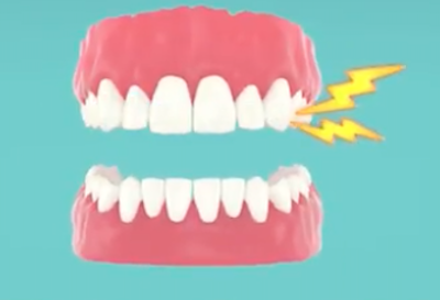 Using tooth sensors to detect disease