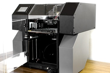 MakerGear unveils M3 Independent Dual Rev 1 3D printer