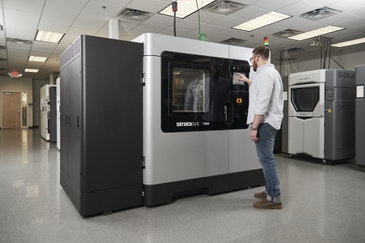 New solutions for factory floor from Stratasys