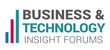 Business and Technology Insight Forum. Cambridge 2018