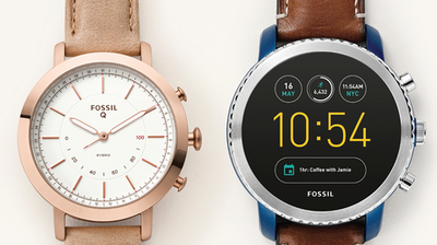 Fossil Group and PUMA sprinting into watches and wearables