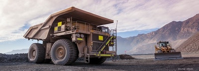 Webinar Thursday 10 May - Electric and Autonomous Vehicles in Mining