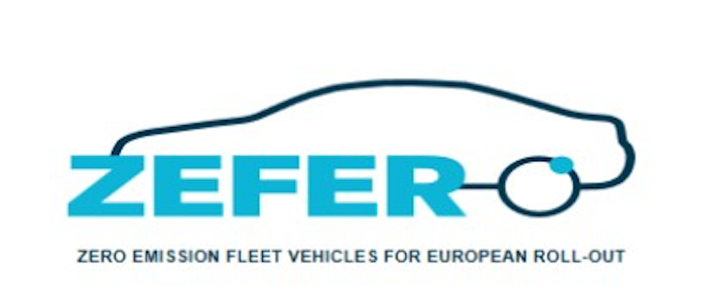Project will deploy hydrogen fuel cell EVs in Paris, London