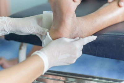 Improving advanced wound care technologies in preparation for future