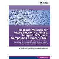 Functional Materials for Future Electronics: Metals, Inorganic & Organic Compounds, Graphene, CNT - Electronic (1-5 users)