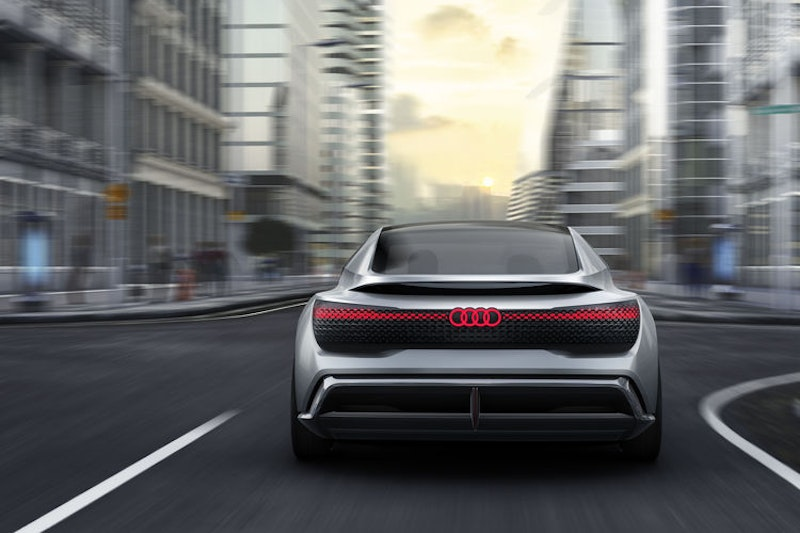 Audi Plans To Sell Electrified Cars In Electric - Audi electric cars