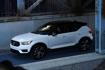 Volvo first car maker in UK to comply with new emission protocols