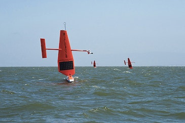 Funding for wind-powered ocean sailing drones