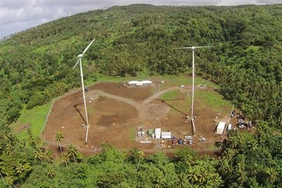 Samoa on track for 100% renewable energy by 2021