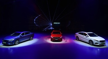 Geely announces new energy strategy, launch of smart hybrid flagship
