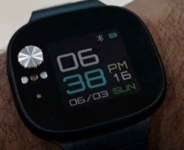 VivoWatch analyses blood pressure