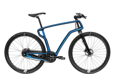 See the world's first 3D printed composite bicycle at 3D Printing USA