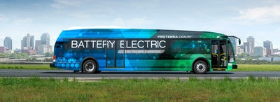 Chicago Transit Board $32 million contract for all-electric buses
