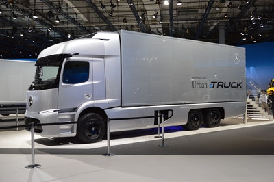 Subsidies for electric trucks from the German Government