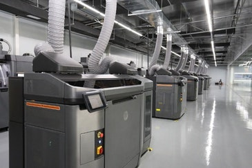HP opens 3D printing production centre in China