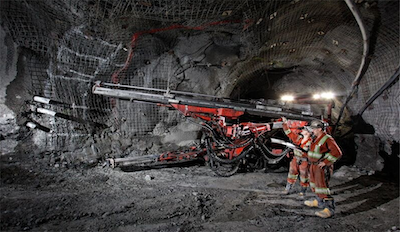 Canada's first all-electric underground mine