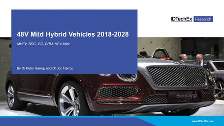 48V Mild Hybrid Vehicles 2018-2028