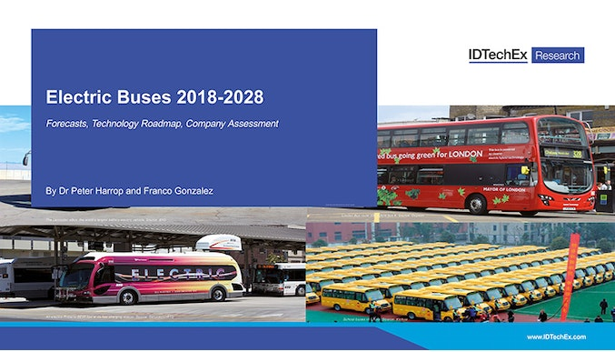 Electric Buses 2018-2038