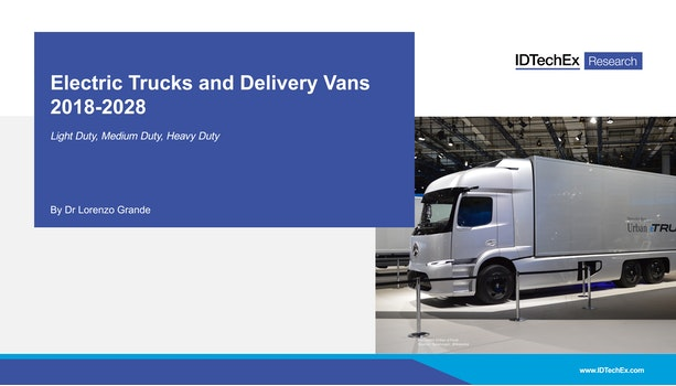 Electric Trucks and Delivery Vans 2018-2028