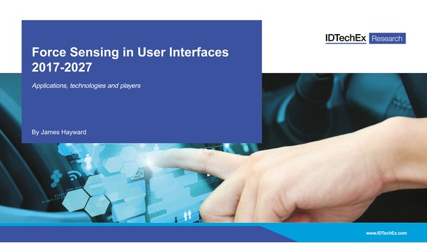 Force Sensing in User Interfaces 2017-2027