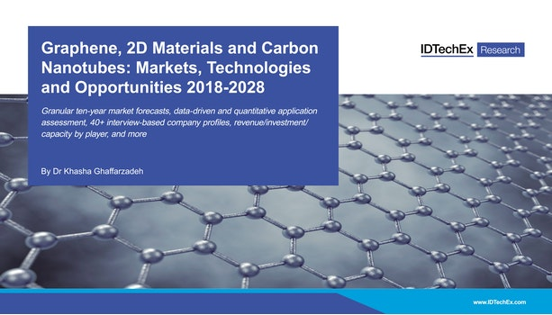 Graphene, 2D Materials and Carbon Nanotubes: Markets, Technologies and Opportunities 2018-2028