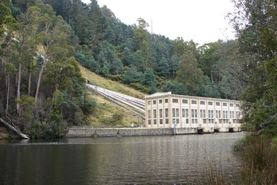 Tarraleah hydropower redevelopment powers ahead