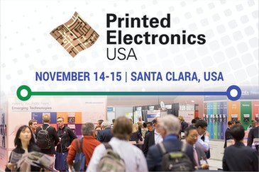 Innovations Galore at Printed Electronics USA: Nov 14-15, Santa Clara
