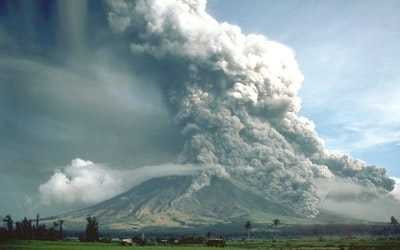 Using AI to understand volcanic eruptions from tiny ash