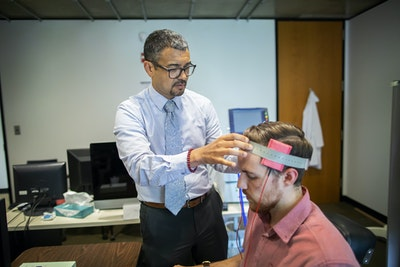 Brain stimulation decreases intent to commit assault