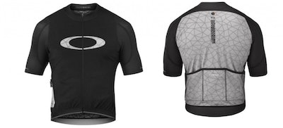 Oakley and Bioracer launch Graphene Plus cycling jersey