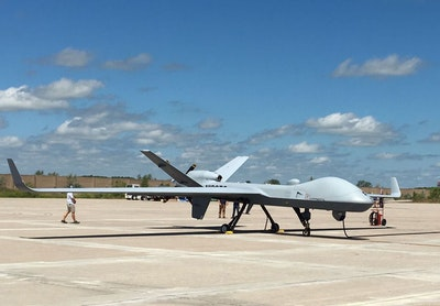 Remotely piloted aircraft completes transatlantic mission